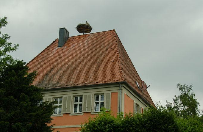 Diespeck, Pfarrhaus