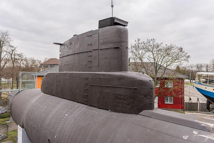 Unterseeboot U-9, Turm