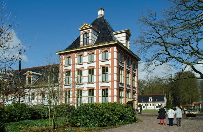 Palais Het Loo, Eingangsbereich