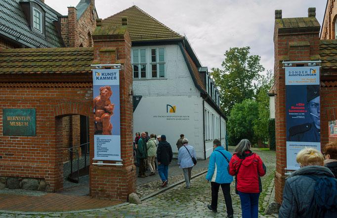 Das Deutsche Bernsteinmuseum in Ribnitz-Damgarten am Bodden