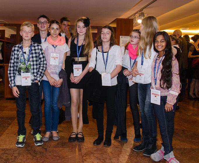 AKG Schülergruppe