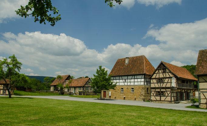 Hofstelle aus Trappstadt, Truchseß-Haus,