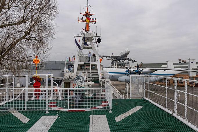 "SAS - Seenotrettungskreuzer ""John T. Essberger"""