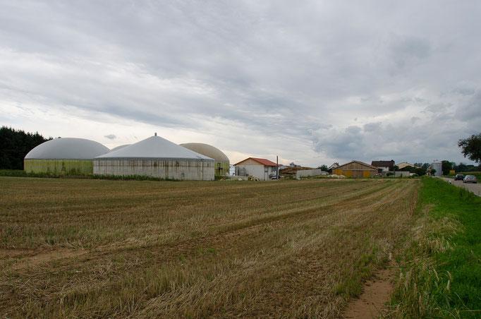 Biogasanlage am Krohnhof, Mfr.