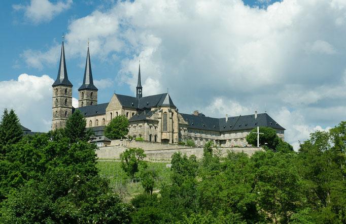 Kloster St. Michael, ehemaliges Benediktinerkloster, 1015 gegründet