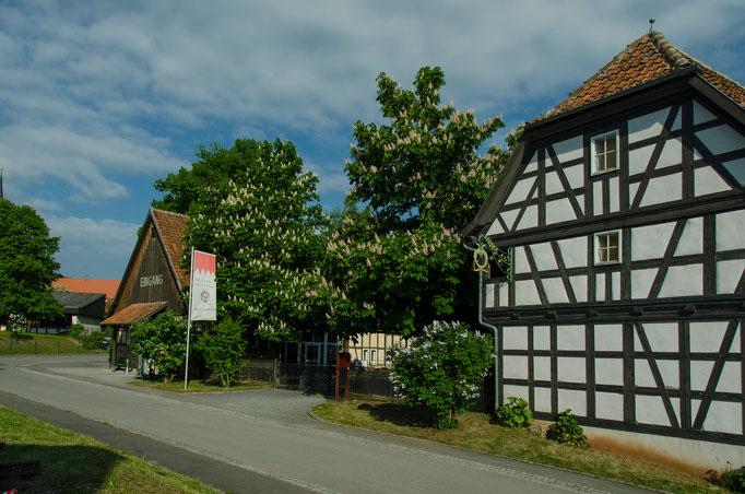 """Museumswirtshaus """"Zum Schwarzen Adler"""""""