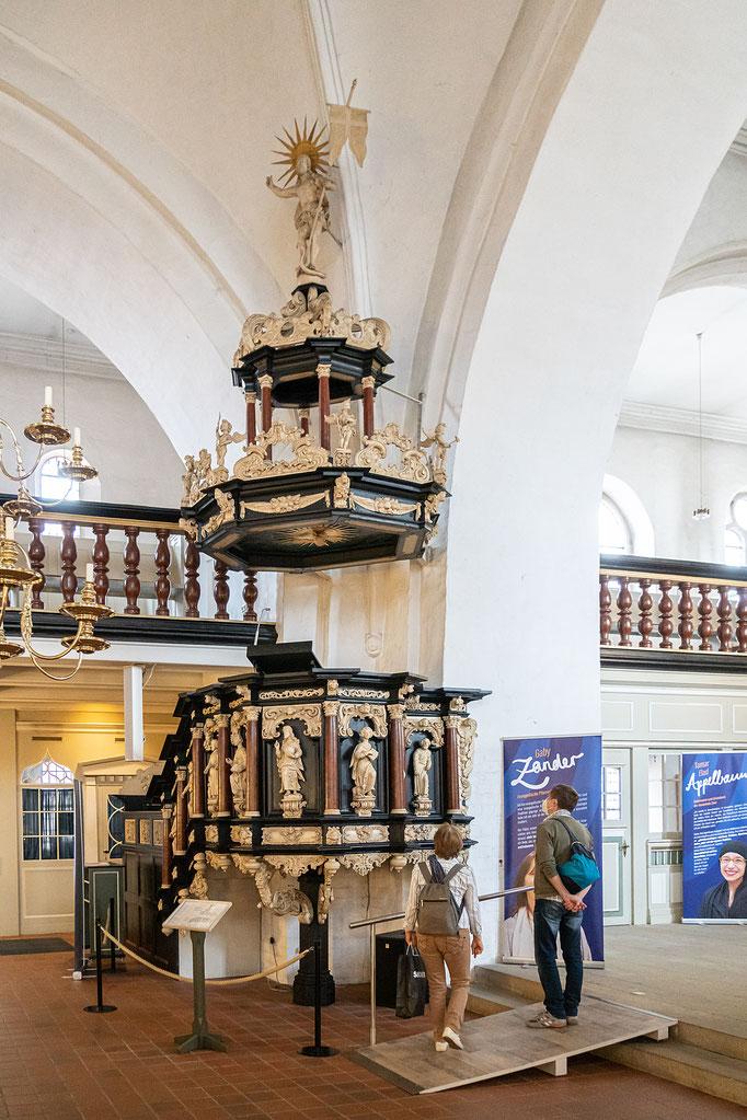Ev. Stadtkirche St. Wilhadi
