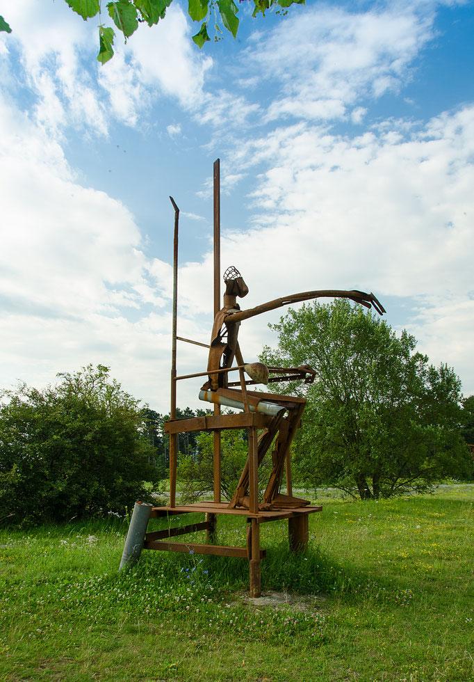 Skulpturen am Weg der Hoffnung