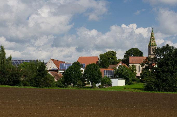 Sausenhofen, WUG