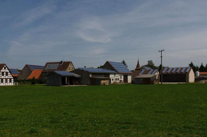 Humprechtsau, NEA