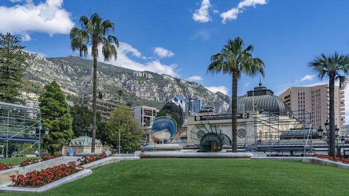 am Casino Monte Carlo
