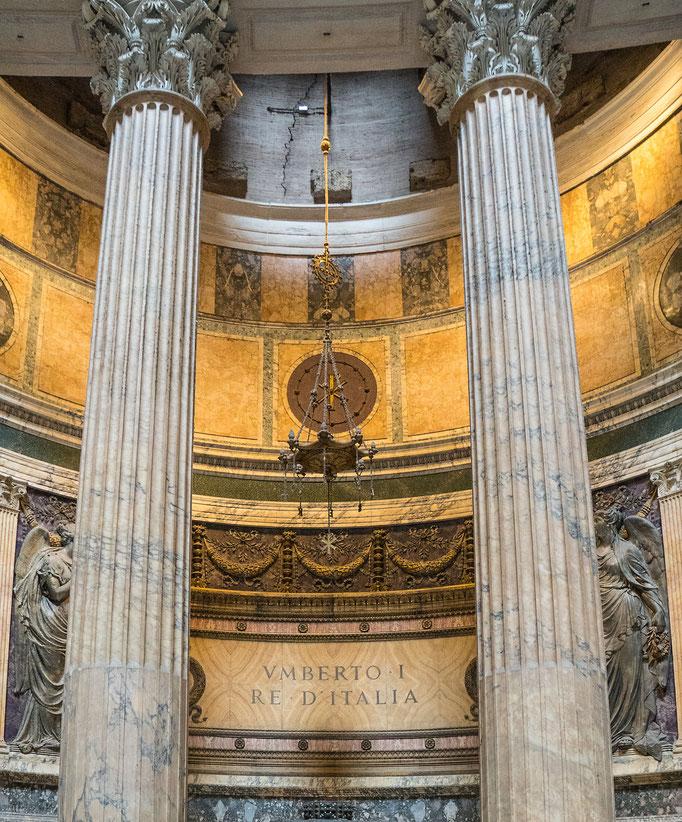 Im Innern des Pantheon