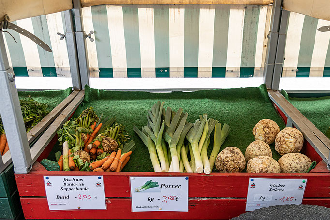 Verschiedene Gemüse