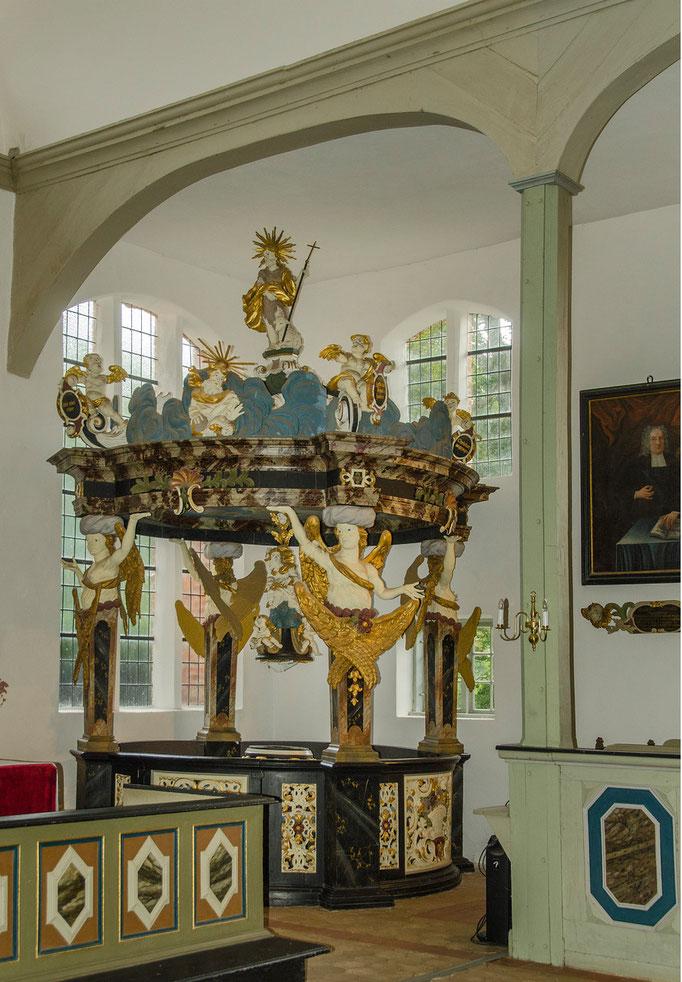 Taufkapelle...   /Seemannskirche