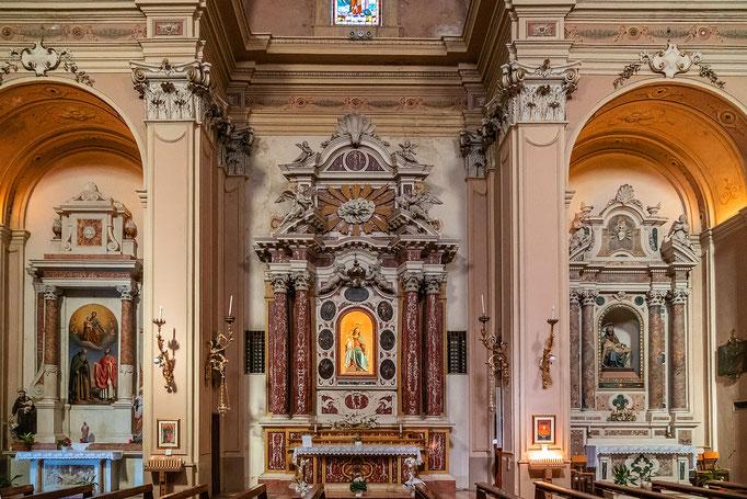 Katholische Kirche von Malcesine