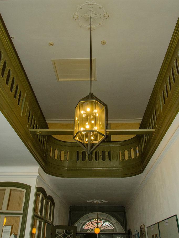 Im Haus einer reichen hanseatischen Kaufmannsfamilie