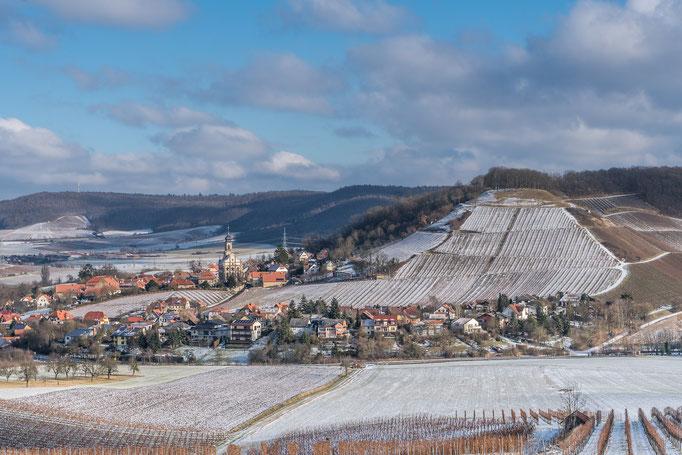Castell mit dem Schloßberg