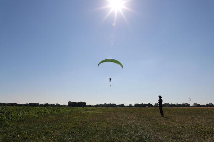 Paragliding, Gleitschirm, Sport