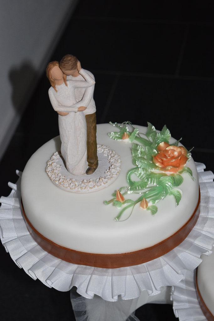 Hochzeitstorten Zuckerartistik