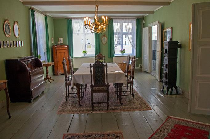 Wohnzimmer von Theodor Storm