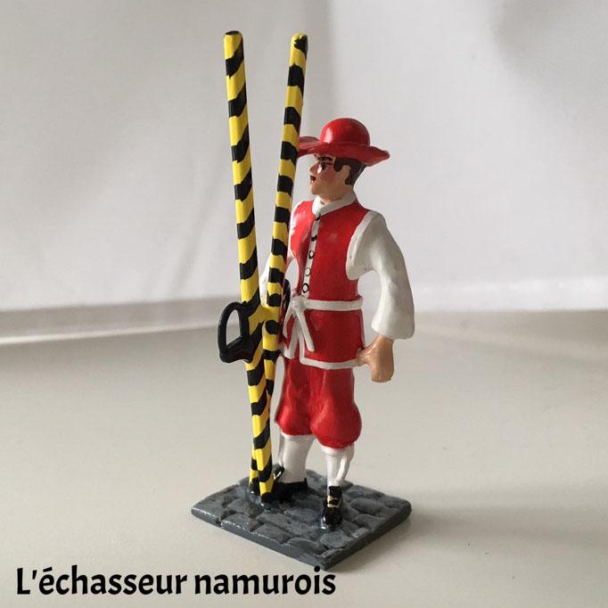 Echasseur Namur