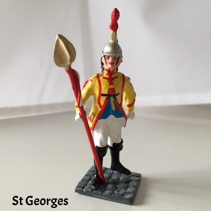 St Georges Mons Doudou Lumeçon