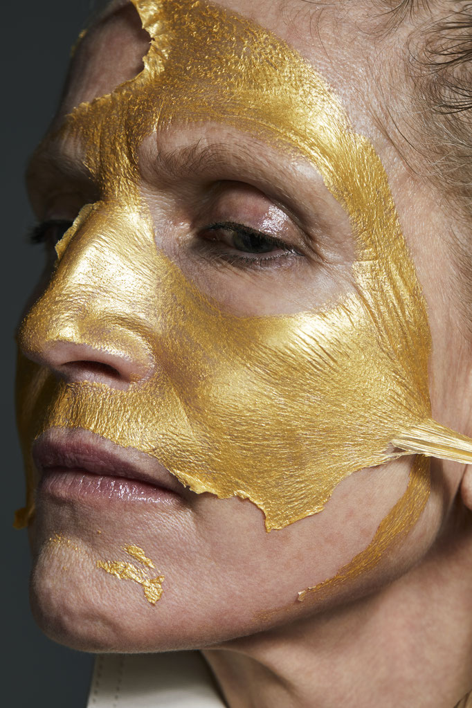 Lisskula by Catherine Louis Stylist Julie Chanut Bombard Digital Fred Bergue Hair Cyril Nanino Makeup by Amelie Moutia