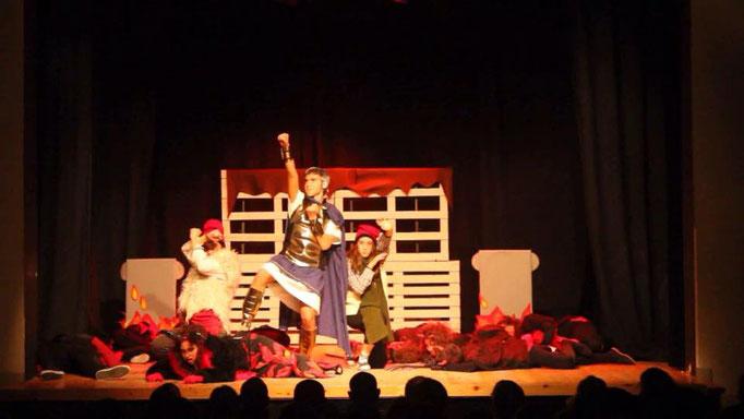 Presentació del Taller Teatral (els Pastorets)