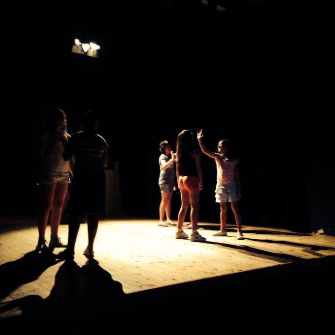 Exercici de Teatre