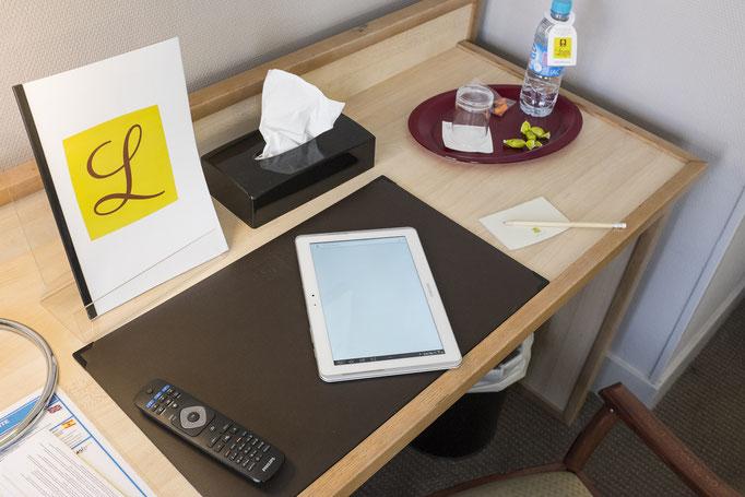 Un bureau pour travailler au calme