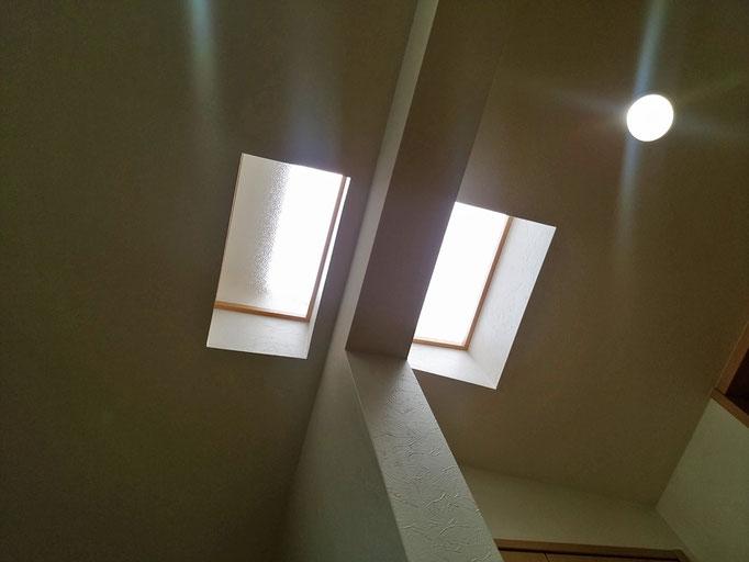 リフォーム施工後 天窓