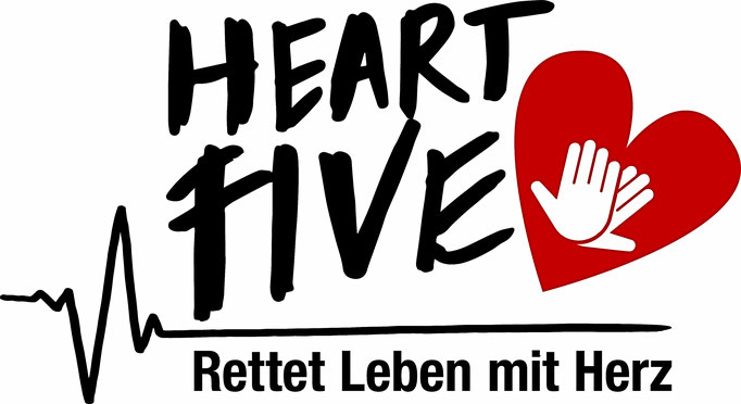 Logo Heartfive GmbH