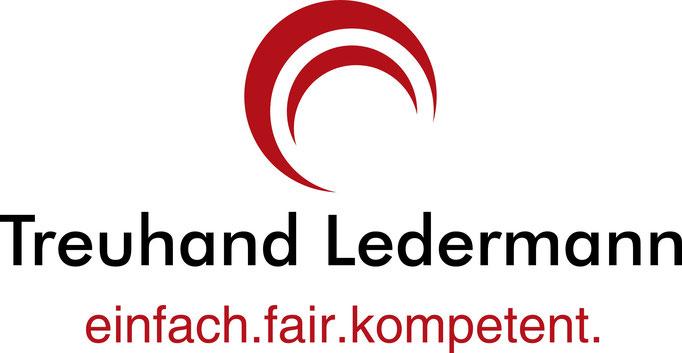 Logo Treuhand Ledermann