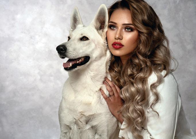 Fotograaf: Andreas Romeijn- Model: Bressilla Mulder- Make-up & hair: Jacqueline Huijssoon