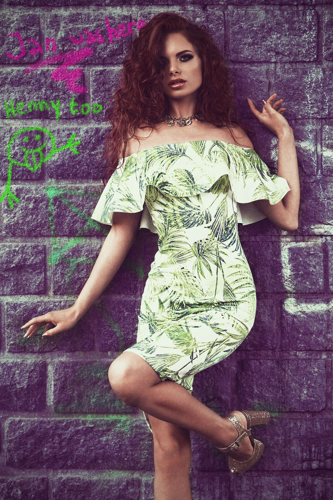 Fotograaf: Raoul le Mans- Model: Laura Ghobrial-Agency: Only Model Management- Make-up & hair: Jacqueline Huijssoon