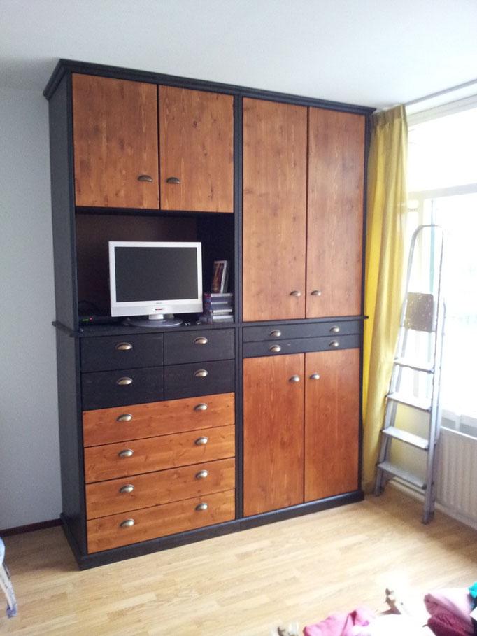 Slaapkamer opbergkast
