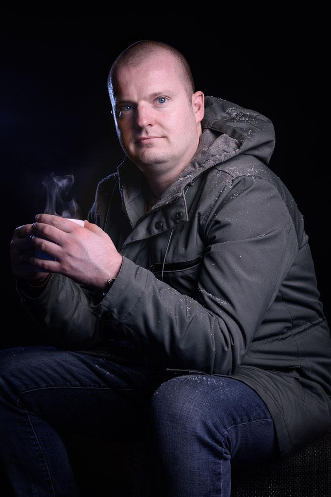 Model: Maarten van de Weerd