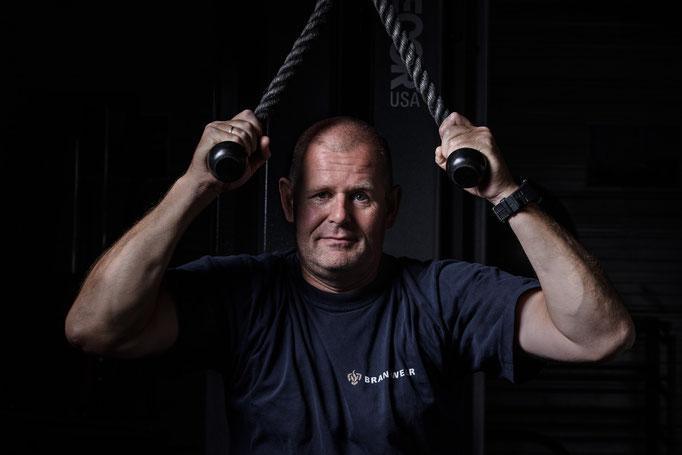 Model: Ed van Vliet