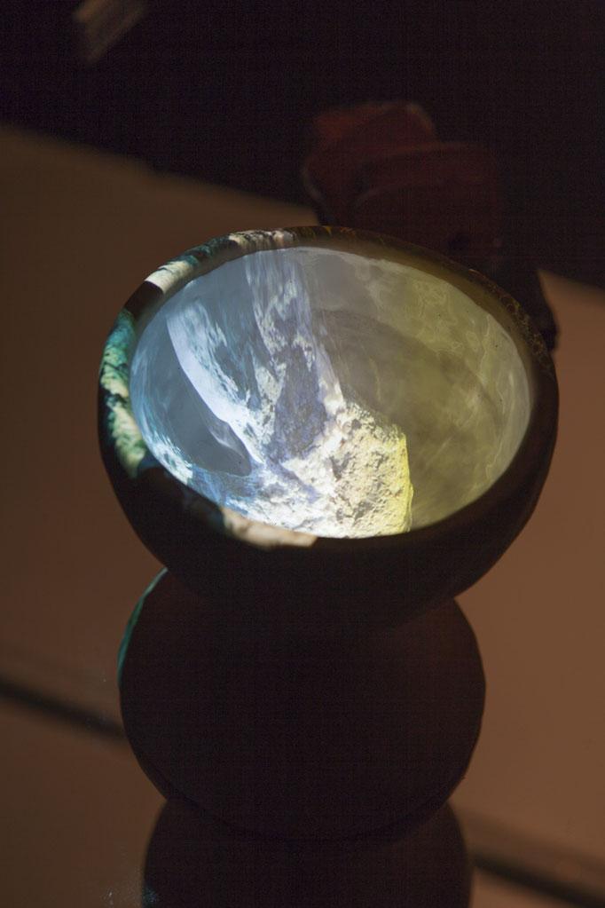 installation view - Ulrike Buck