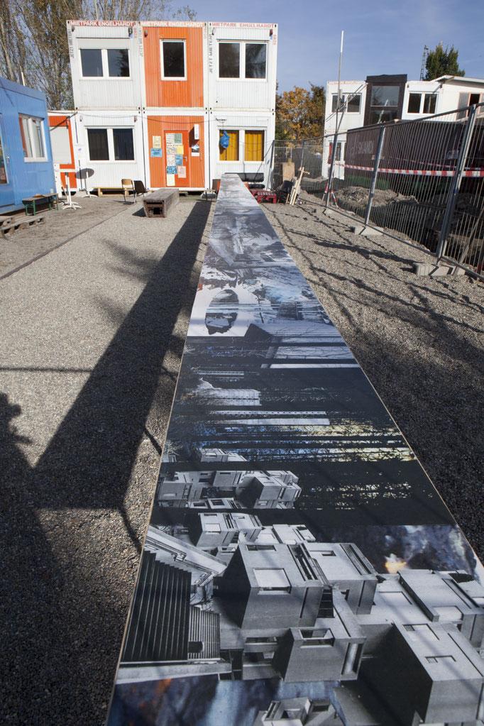 installation view - Monica Ursina Jäger