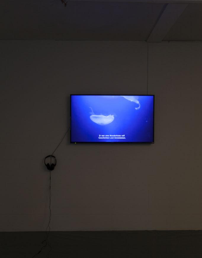 installation view - Lena Maria Thüring