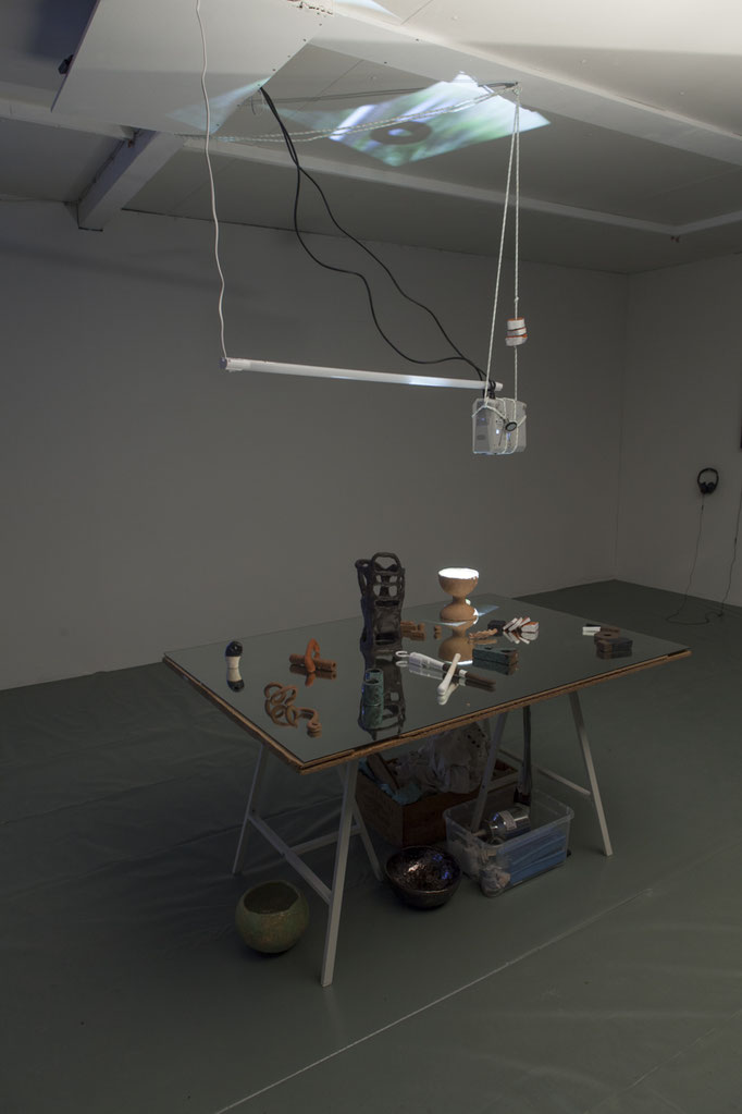 installation view - Ulrike Buck