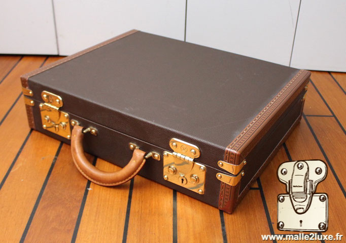 Valise Louis Vuitton diplomate