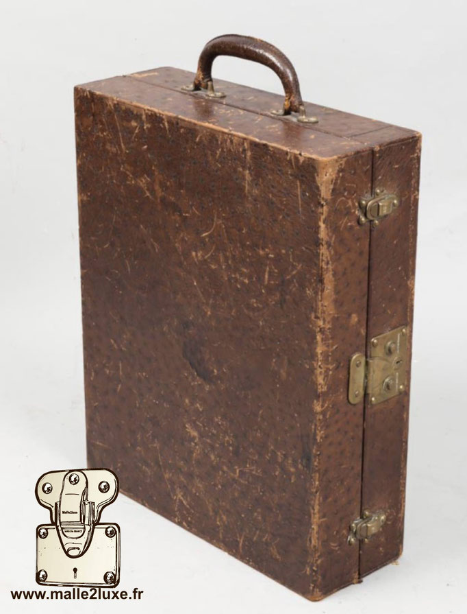 Louis Vuitton toiletry bag - € 144,640 trunk record more expensive