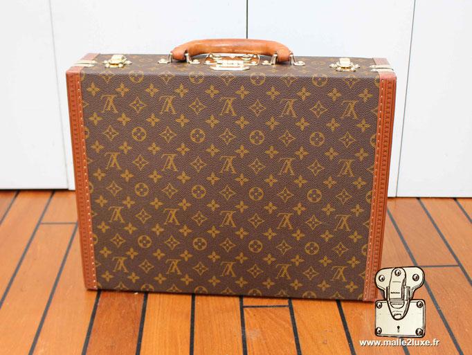 Valise président Louis Vuitton 1er édition