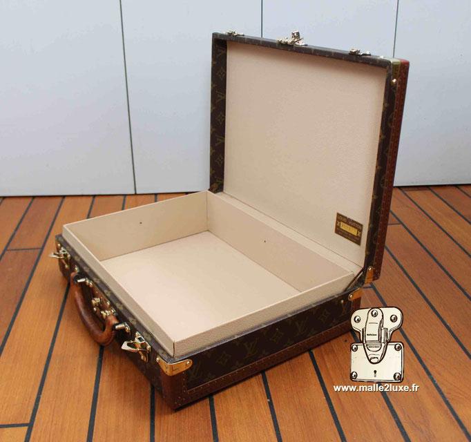 Despatch box Louis Vuitton valise vintage 1984