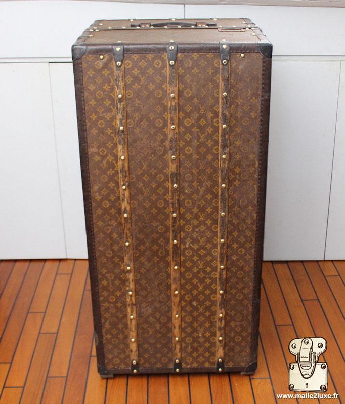authentique malle Louis Vuitton