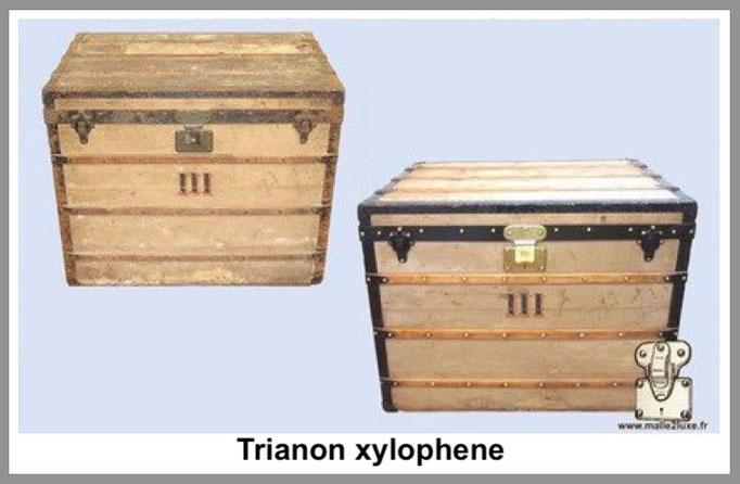 Trianon xylophene Malle Louis Vuitton