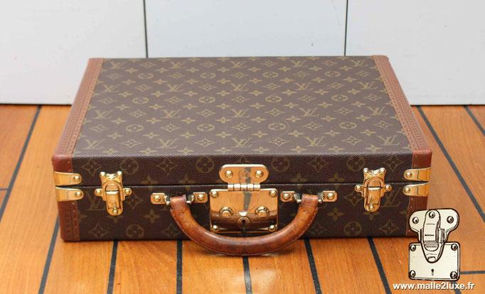 Despatch box Louis Vuitton valise mini president