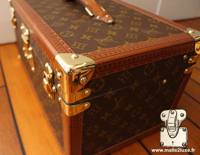 Vanity boite à bouteille Louis Vuitton superbe